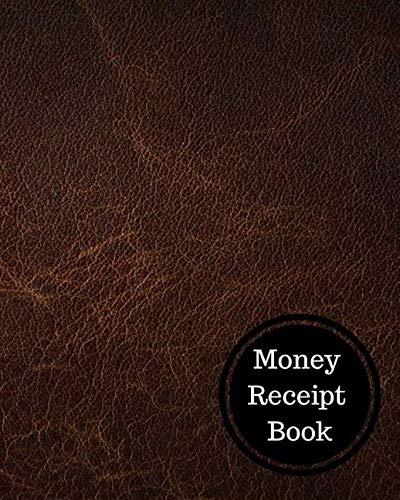 Money Receipt Book: Cash Receipt Log PDF