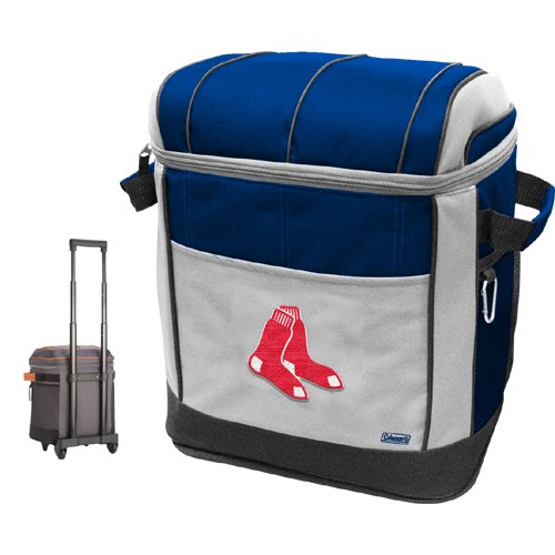 (Coleman Boston Red Sox MLB 50 Can Soft Side Cooler COL-02330024111)