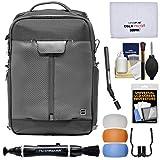 Gitzo Century Traveler Digital SLR Camera Backpack with Flash Diffuser Set + Lens & Sensor Cleaning Pens + Kit