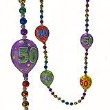 50th Birthday Beads