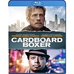 Cardboard Boxer [Blu-ray]