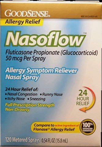 GoodSense Goodsense Nasoflow™ 24-Hr Spray 0.54 Oz(pack Of 24) -  GoodSense®, 1982660