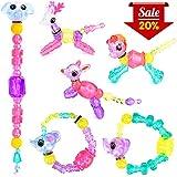Twist Bracelet Toy-Make a Bracelet or Twist into a Pet Surprise Festive Gifts for Kids (6PCS / Set)