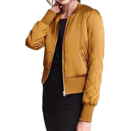 RainBabe - Abrigo - chaqueta - para mujer marrón marrón