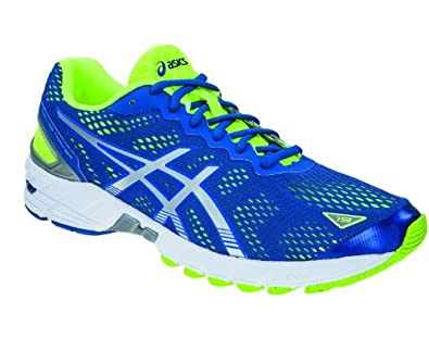 asics gel ds trainer 19 - royal/lightning/yellow