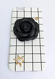 IPhone 6 Plus Cover with Black Rose Accessory