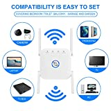 WiFi Repeater-WiFi Range Extender Booster, AC1200