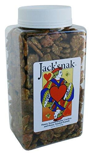 Jack Snack - Jack'snak Original (14 oz.) Pack of 3