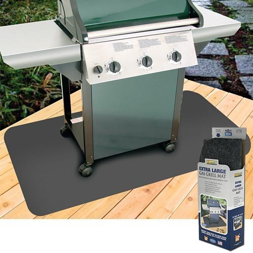 Home Garden Portable Grill Size product image