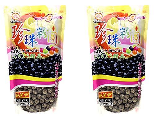 Bubble Tea Tapioca Pearls