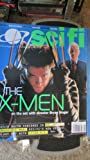 Sci Fi Channel Magazine Volume 7 Issue 1 August 2000 Aug 2000 X-Men Kevin Bacon Hollow Man (SciFi Channel Official Magazine, Volume 7)
