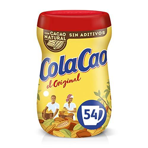 Cola Cao, Original cacao oplospoeder met natuurlijke cacao, zonder additieven, 760 g