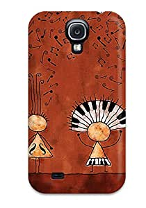 Kenneth Talib Farmer's Shop Best Excellent Design Humor Cartoon Case Cover For Galaxy S4 6542549K93812784