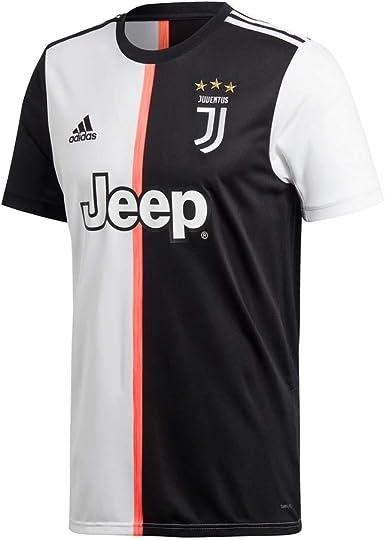 adidas Juventus Home Jsy - Camiseta de Manga Corta Hombre