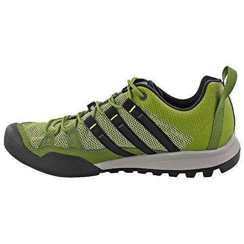 Adidas Utendørs Menns Ax2 Hikingsko Enhet Lime, Sort, Core Blå