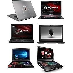 Amazon top 10 Gaming laptop Holiday Gift 2016