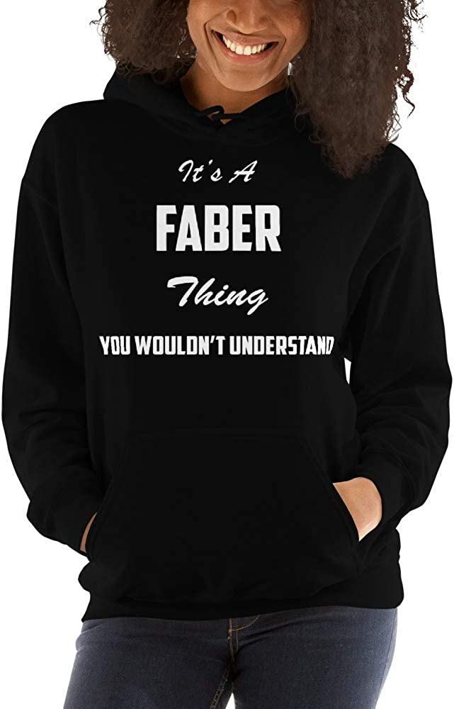 You Wouldnt Understand meken Its A Faber Thing