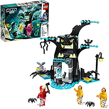 189-Pieces LEGO Welcome to The Hidden Side Augmented Reality Set