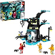 LEGO Hidden Side Welcome to The Hidden Side 70427 Ghost Toy, Cool Augmented Reality Play Experience for Kids,