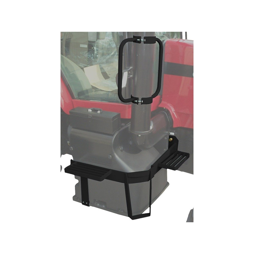 K&M Manufacturing 3339 Case IH MX Series Magnum Window Step and Handrail (2001-2004 Only)