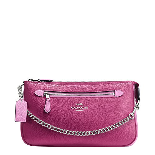 coach-nolita-large-colorblock-wristlet-handbag-purse-cyclamen-marshmallow