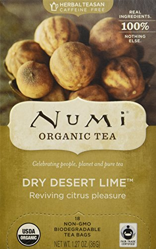 Numi Desert Herbal Teasan Teasans