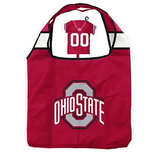 (NCAA Ohio State Buckeyes Bag in Pouch)