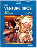 The Venture Bros.: Season 3 [Blu-ray]
