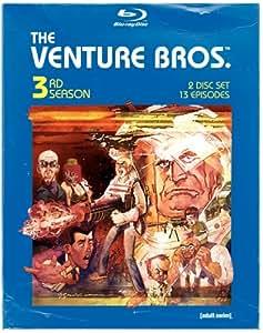 The Venture Bros.: Season 3 [Blu-ray]