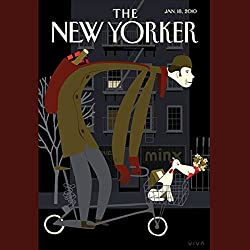 The New Yorker, January 18, 2010 (Malcolm Gladwell, Amanda Fortini, Nancy Franklin)