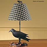 Park Designs Crow Iron Lamp Review