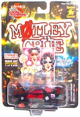 Motley Crue Star (Racing Champions - Hot Rockin' Steel - Limited Edition Signatures Superstars (Issue #2T) - Motley Crue Select Vehicle by Racing Champions, Inc.)