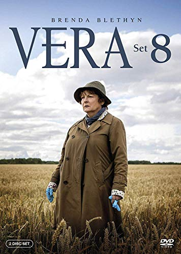 Vera: Set Eight (DVD)