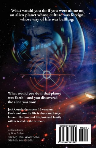 Collision Earth: Book 1: The Fight for Immortality Series