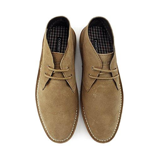 Stivali Desert Boots Real Sand Roamerm056bs Uomo Suede x6Bw68
