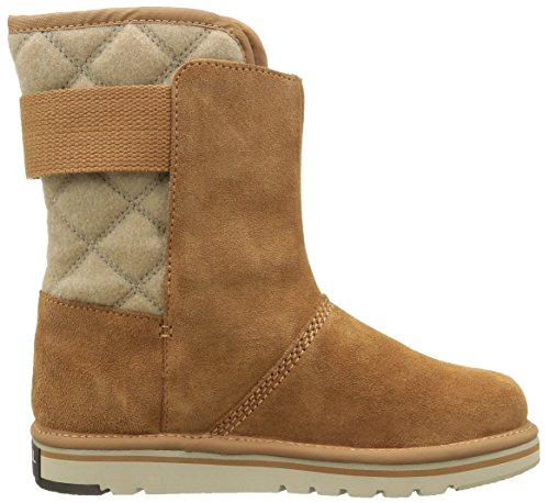 Sorel Newbie Short Botas Para Mujer British Tan / Alce