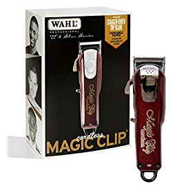 Wahl Professional 5-Star Cord/Cordless Magic Clip #8148 - Great for Barbers & Stylists - Precision Cordless Fade Clipper Loaded with Features - 90+ Minute Run Time - 51My9bFmMyL - Wahl Professional 5-Star Cord/Cordless Magic Clip #8148 – Great for Barbers & Stylists – Precision Cordless Fade Clipper Loaded with Features – 90+ Minute Run Time
