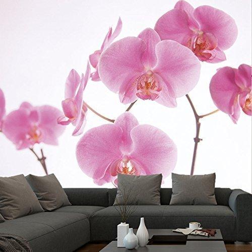 Walplus(TM - Wandtattoo Elegant Orchidee Blume Groß Foto Wohnzimmer Dekoration