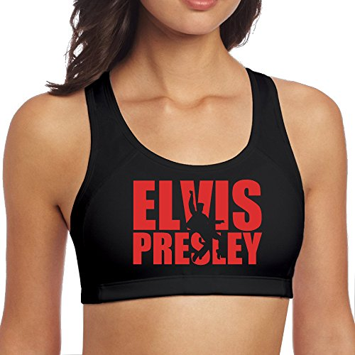 Priscilla Presley And Elvis Costumes - KathyB Elvis Presley Sleeveless Shirt M Black