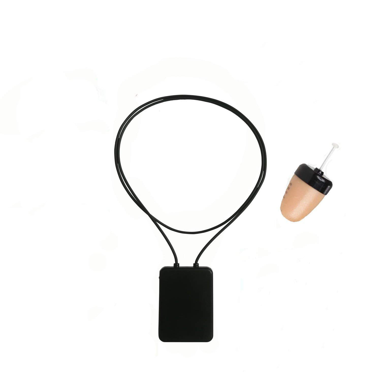 4.5w output with voice adjustable Micro Earpiece GSM Box Loop spy earpiece