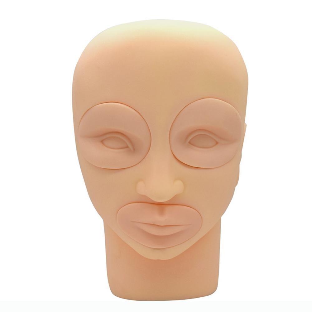 Gracefulvara 3D Microblading Permanent Makeup Eyebrow Lips Tattoo Practice Face Skin Model by Gracefulvara (Image #1)