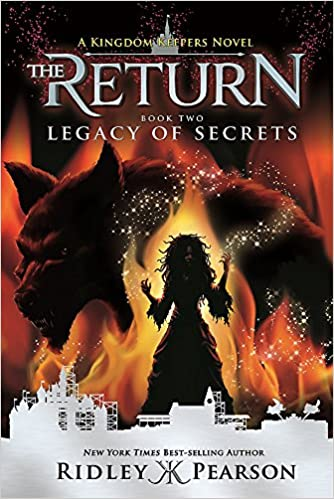 Kingdom Keepers: The Return Book Two Disney Divides: Amazon.es: Ridley Pearson: Libros en idiomas extranjeros