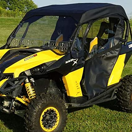 Over Armour Offroad 2016 Can Am Maverick 1000R X rs Turbo Full Cab Enclosure with Aero