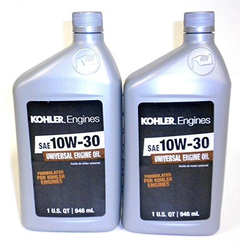 Kohler 25 357 06 Command 10W-30 Oil 1 Qt (2pk)