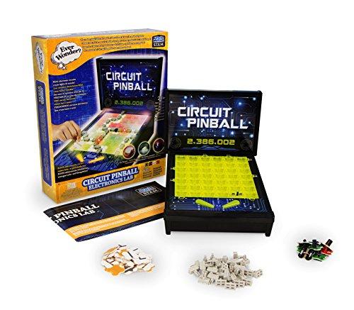 Uncle Milton Circuit Pinball Electronics Lab