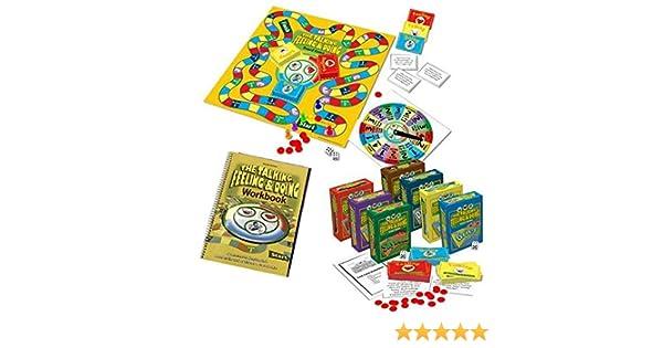 Childswork / Childsplay Juego de Terapia para niños, para Hablar, Sentir y Hacer: Amazon.es: Juguetes y juegos