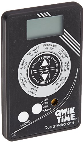 Qwik Time QT-5 Metronome from Qwiktime