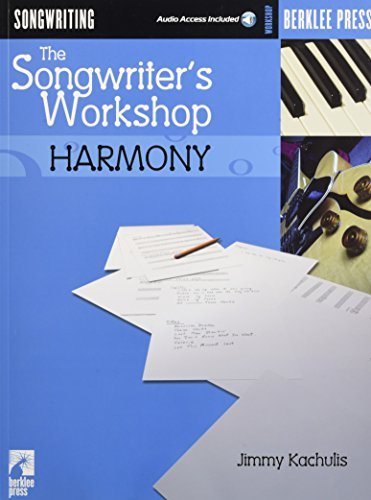 (The Songwriter's Workshop: Harmony (Book + CD) unknown Edition by Kachulis, Jimmy (2004))