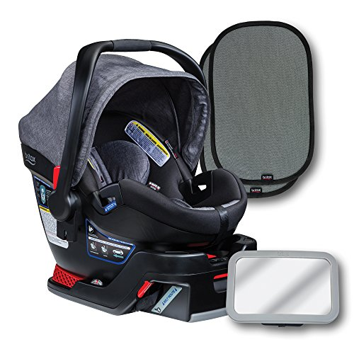 Britax B-Safe 35 Elite Infant Seat Bundle, Vibe