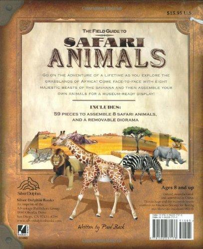 The Field Guide to Safari Animals (Field Guides)